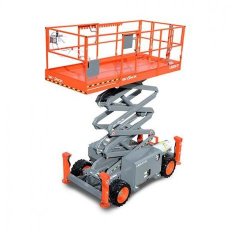 Rough terrain scissor lift 6832rt