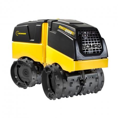 Bomag Remote roller for hire