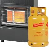 Portable Heaters and LPG GAS