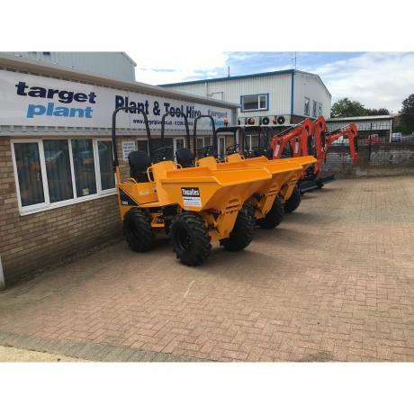 More new machines for the hire fleet